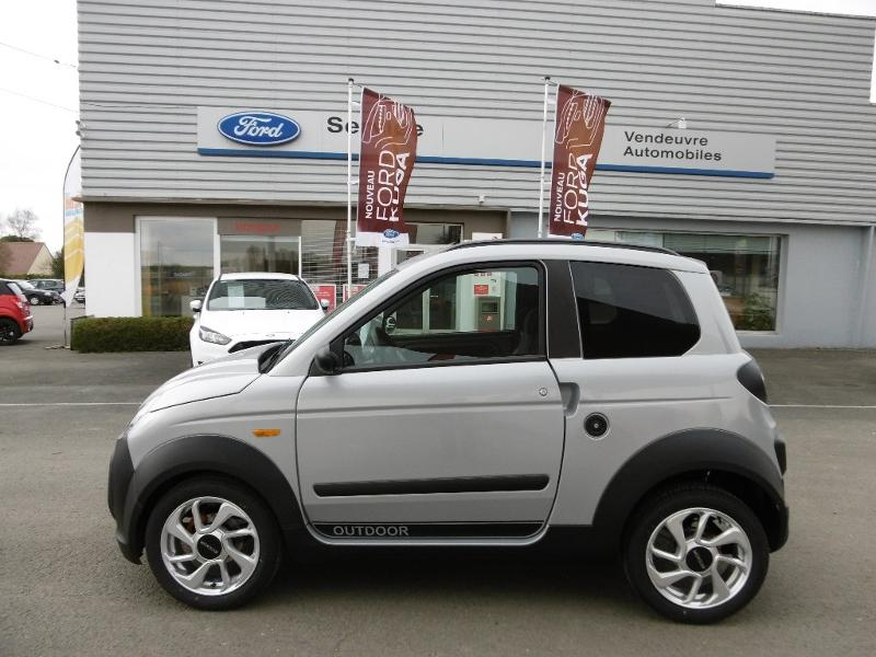 MICROCAR - MGO OUTDOOR disponible chez SVA Automobiles