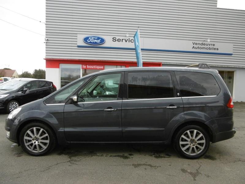 FORD - Galaxy 1.8 TDCi125 Ghia disponible chez SVA Automobiles
